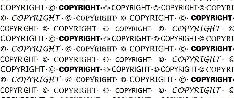 Constat de Copyright